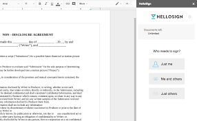 Gooogle Doc Esign Using Hellosign For Google Docs Hellosign Blog