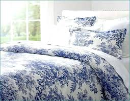 blue toile bedding blue sheet set blue toile duvet cover