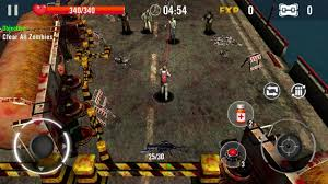 zombie overkill 3d gameplay android