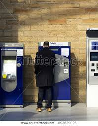Vending Machines Edinburgh Mesmerizing EDINBURGH SCOTLAND UK 48 August 48 Stock Photo Royalty Free
