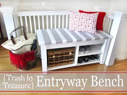 Diy Bench Build Entryway Bench Plans Diy Free Download Beesource Observation