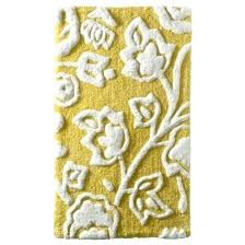 yellow bathroom rugs fl bath rug yellow target mobile use yellow and white towels with a yellow bathroom rugs