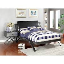 full size bed. Plain Bed Furniture Of America Liam Fullsize Bed And Nightstand Bedroom Set In Full Size U