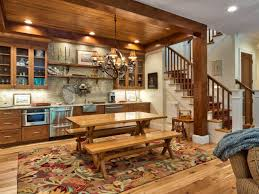 Dining Room And Kitchen Small Kitchen Layouts Pictures Ideas Tips From Hgtv Hgtv