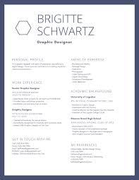 Basic Resume Template Sleek Templates Free It Titan