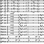 Vocal Big Band Charts And Jazz Ensemble Sheet Music With Pdf