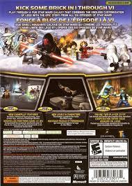 the plete saga xbox360 back cover