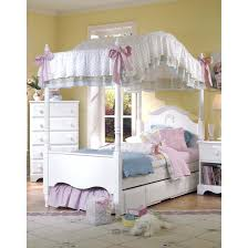 Good Enjoyable Kids Canopy Bed Sets Childrens Bed Canopy Little Girl Beds Girls  Room Furniture Cheap Kids Furniture Girls Twin Bedding Sets