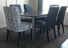 Ikea Dining Chairs Henriksdal Dyed Dining Chair Slipcover Ikea
