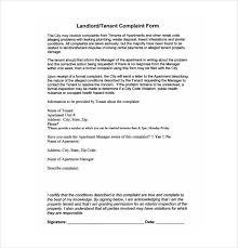 Landlord Letter To Tenant Regarding Repairs