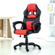 red leather office chair. Pink Leather Office Chair Modern Red Medium Size Of Desk Swivel