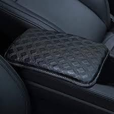 Forala Auto Center Console Pad PU Leather Car ... - Amazon.com