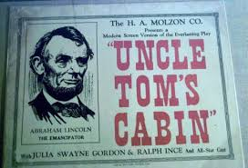influence of prominent abolitionists the african american mosaic title card for ldquouncle tom s cabin rdquo ca 1910 h a molzon company motion picture broadcast and recorded sound division library of congress 53 1