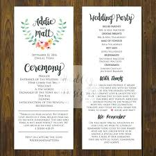 Alphabetical Wedding Seating Chart Template