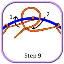 How To Make A Dream Catcher Web Spider Web Dreamcatcher Tutorial Part 100 36