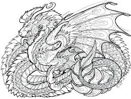 Dragon Coloring Pages Free Dragon Tales Coloring Book Realistic