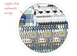 ecad for easy wiring harness industrial design these variables are all that is needed to automatically generate wiring for wiring harnesses for product applications