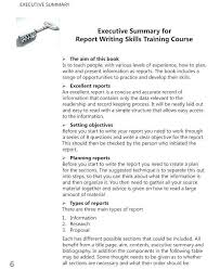 3 4 Samples Of Executive Summary Report Developersbestfriend Com