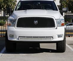 Dodge Light Bar Install Ijdmtoy Dodge Ram 1500 Express Led Light Bar 7