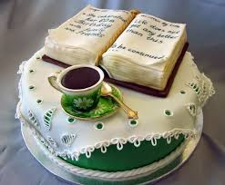 Books Anonymous Bookish birthday cakes