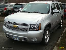 2012 Silver Ice Metallic Chevrolet Tahoe LTZ 4x4 #60752703 ...