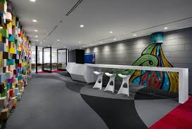 Creative Office Designs Cool R Creative Office Design By M Moser Associates Interior Design