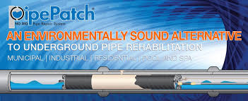 pipepatch cipp trenchless point repair