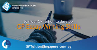 gp essay skills and techniques jc gp tuition singapore