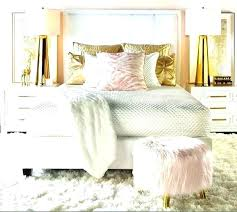 Pink And White Bedroom White Bedroom Furniture Pink And Gold Bedroom ...