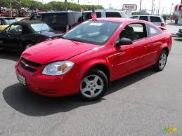 2006 Victory Red Chevrolet Cobalt LS Coupe #30036141 | GTCarLot ...