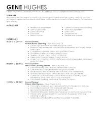 House Cleaner Job House Cleaning Job Resume Examples Table Residential Cleaner To