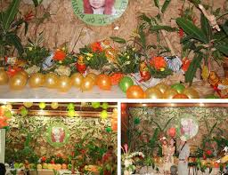"Jungle Safari / Birthday ""Raviv's Roarin' Jungle Safari 1st Birthday Party""  