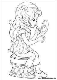 Small Picture Precious Moments coloring picture stempels Pinterest