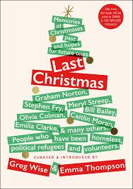 Christmas Day Essay Emma Thompson And Greg Wises Last Christmas Essay