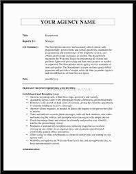 Detailed Resume Nurse Detailed Resume For Nurses 79
