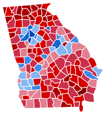 2020 United States presidential election in Georgia - Wikipedia