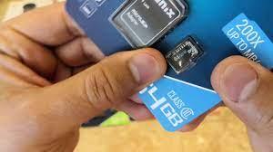 Sunix Hafıza Kartı 4gb 8gb 16gb 32gb 64gb 128GB Mini Micro Sd Kart Class 10  inceleme - YouTube