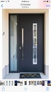modern front door handles. Modern Front Door With Vertical Glass Panel In Door. Handles X
