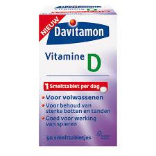 Vitamine d voor volwassenen