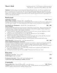 Transform General Contractor Resume About General Contractors Resume