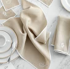 table napkins. table napkins