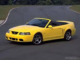 2003 Ford Mustang SVT Cobra | Ford | SuperCars.net