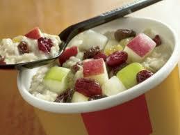 mcdonalds oat meal