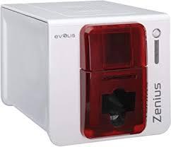 Evolis Classic Zenius Dye Sublimation/Thermal ... - Amazon.com
