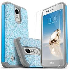 LG K20 V Case Harmony Grace LTE Plus Starshop [Shock Absorption] Rugged Impact Phone Cover With [Premium Screen Case,