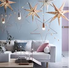 10 decor ideas you can do right now from the 2016 ikea holiday collection