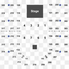 Rath Eastlink Community Centre Seating Chart K Rock Centre Seating Chart Hd Png Download 1550438