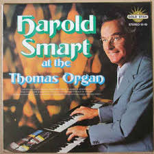 Harold Smart – At The Thomas Organ (1974, Vinyl) - Discogs
