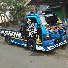 Mobil ini adalah concept yang basisnya adalah carry 1,5 futura. Jual Terpal Pick Up Tebal L3oo Colt Jadul Kota Bandung Tina Galery Tokopedia
