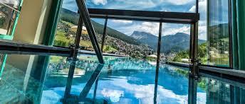 indoor infinity pool. The Outdoor Infinity Pool \u0026 Panorama Indoor E